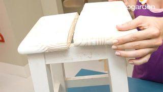 Pintar sillas de madera - Paso 2