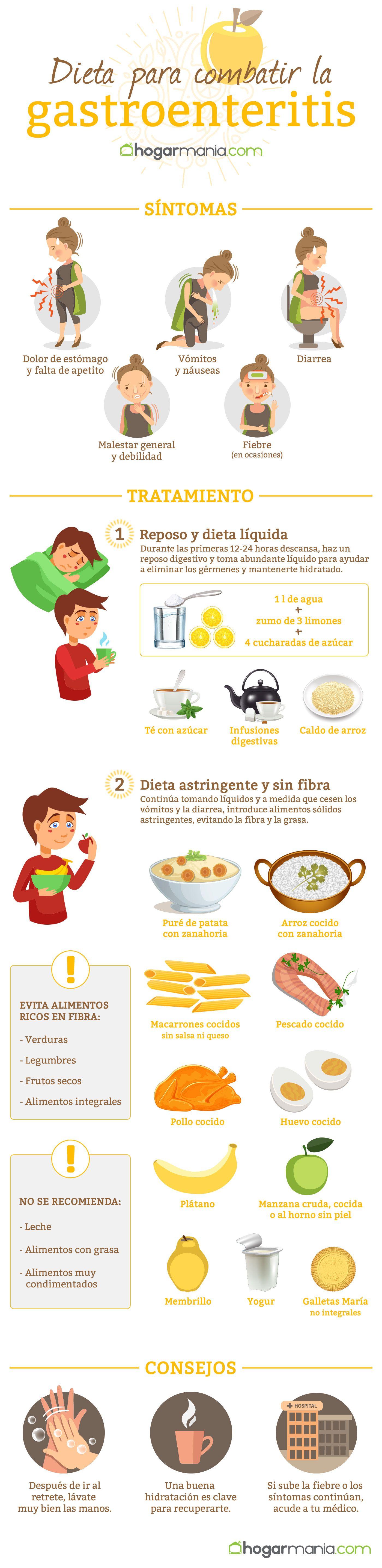 Dieta blanda: qué comer cuando tenemos diarrea o gastroenteritis