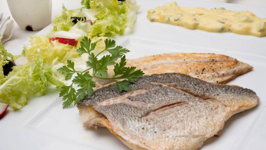 Recetas sanas de pescado al horno