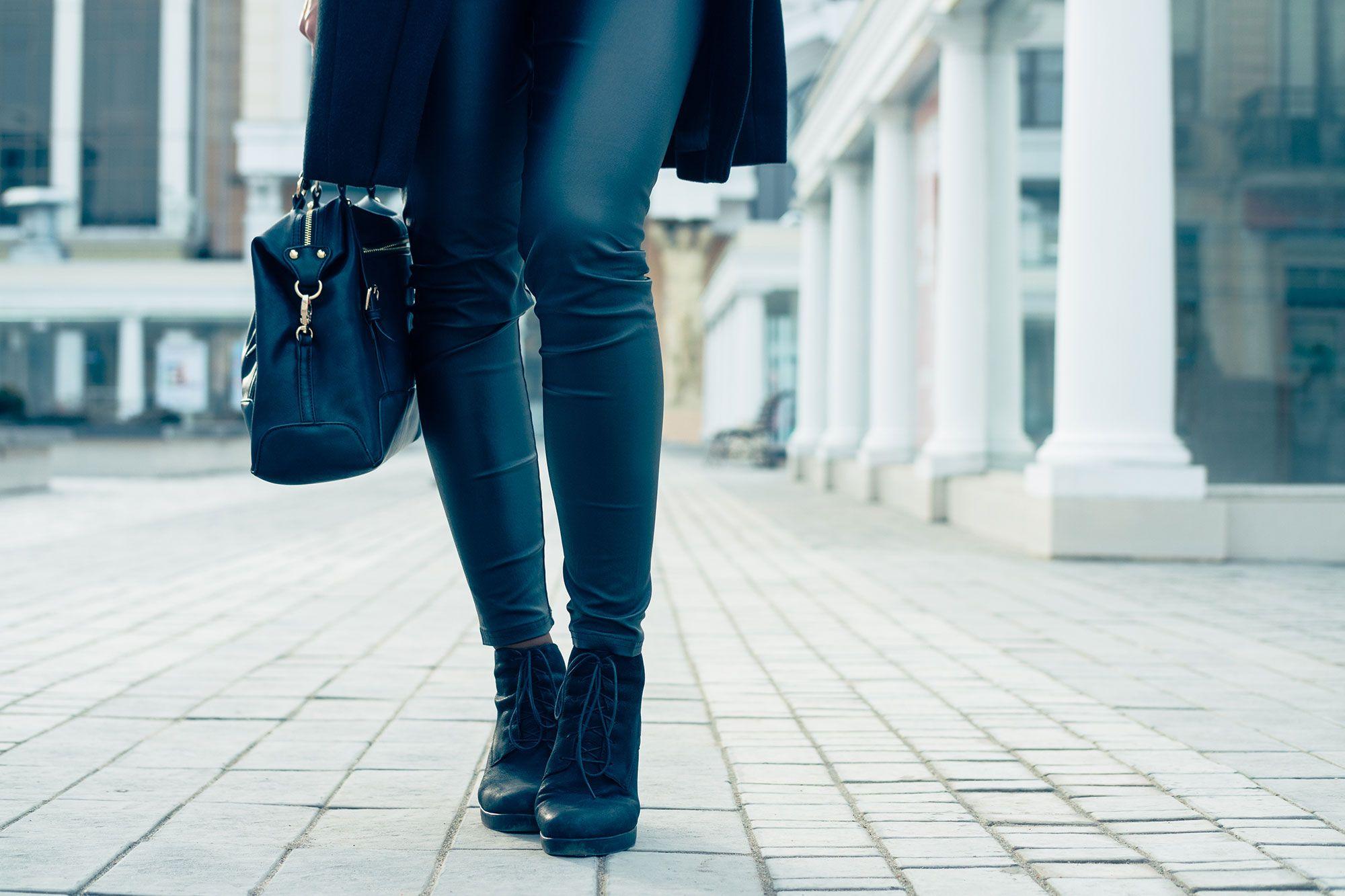 moda complementos bolsos botas