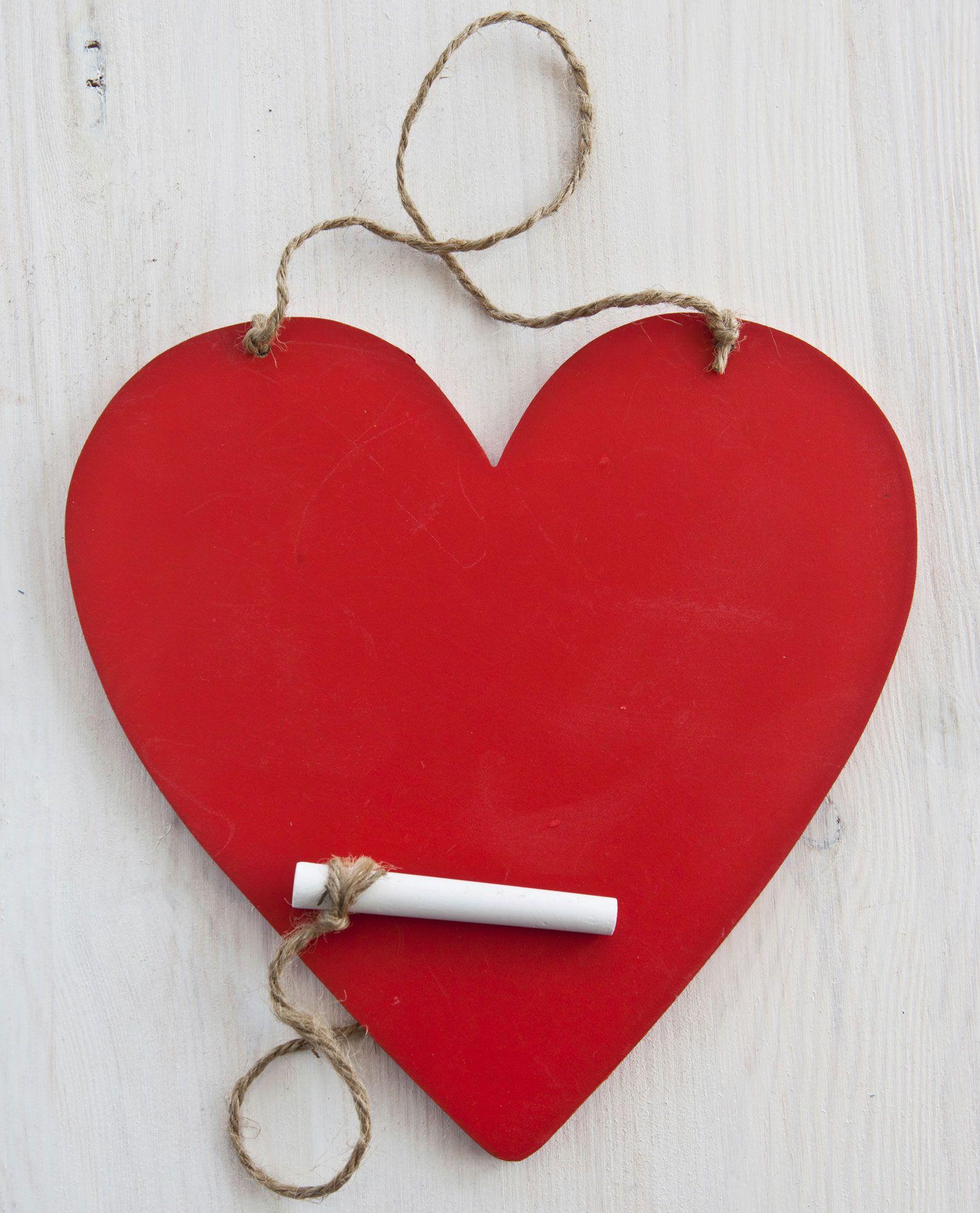 Pizarras para San Valentín
