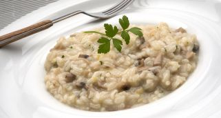 Risotto de champi�ones