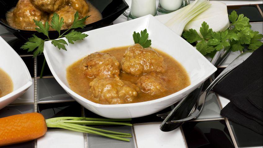 Recetas Cocina Karlos Arguiñano | Receta De Albondigas En Salsa Karlos Arguinano