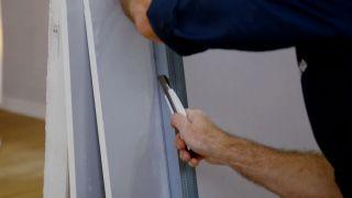 Cómo instalar un trasdosado en una pared