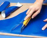 Pintar y decorar una estantería sencilla