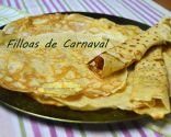 Filloas de Carnaval