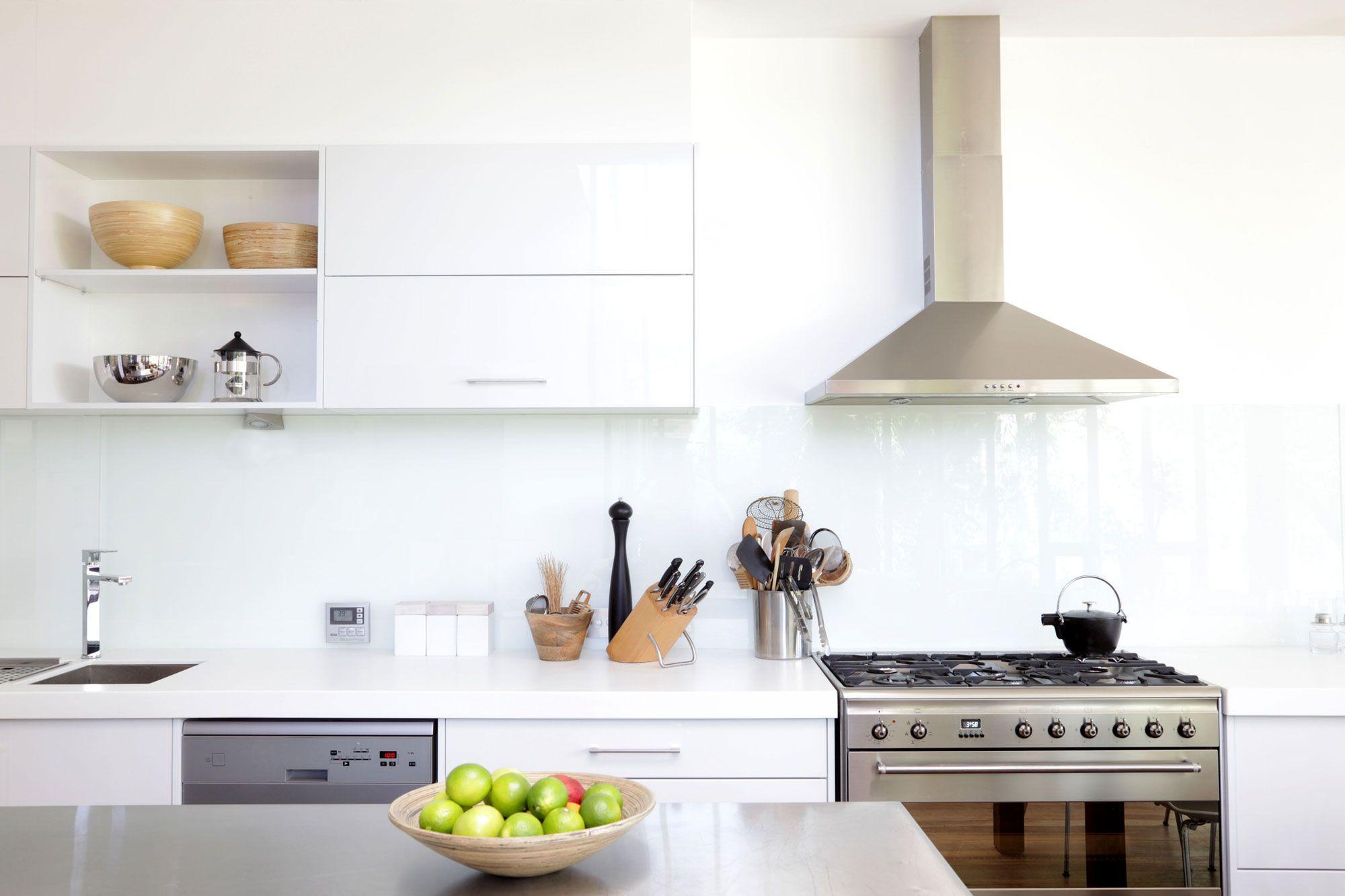Hogar feng shui: conseguir una cocina tranquila
