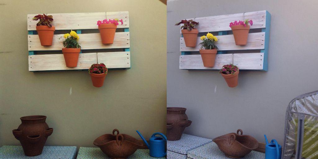 Como hacer un jardin vertical como hacer un jardin for Como hacer un perchero de pared