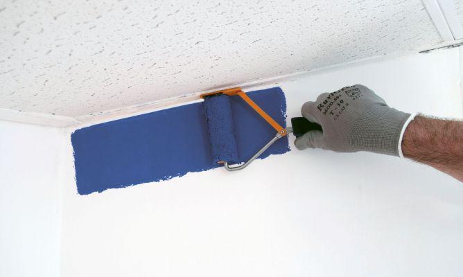 Tipos de rodillos para lograr buenos resultados al pintar tu casa hogarmania - Tipos de pintura para pared ...