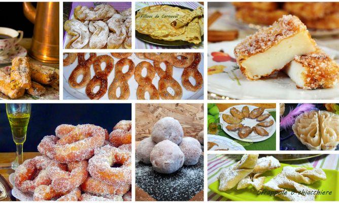 10 Postres Y Dulces De Carnaval De La Comunidad De Cocina