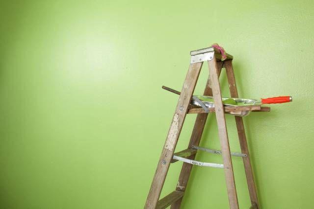 Qué orden seguir para pintar una habitación
