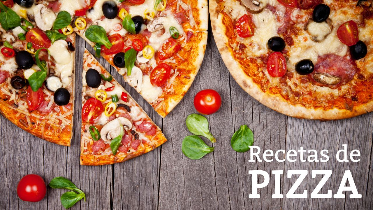 recetas de pizzetas caseras