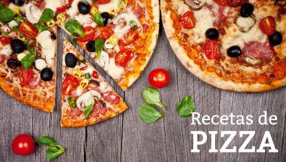 Masa la casera hacer pizza como de