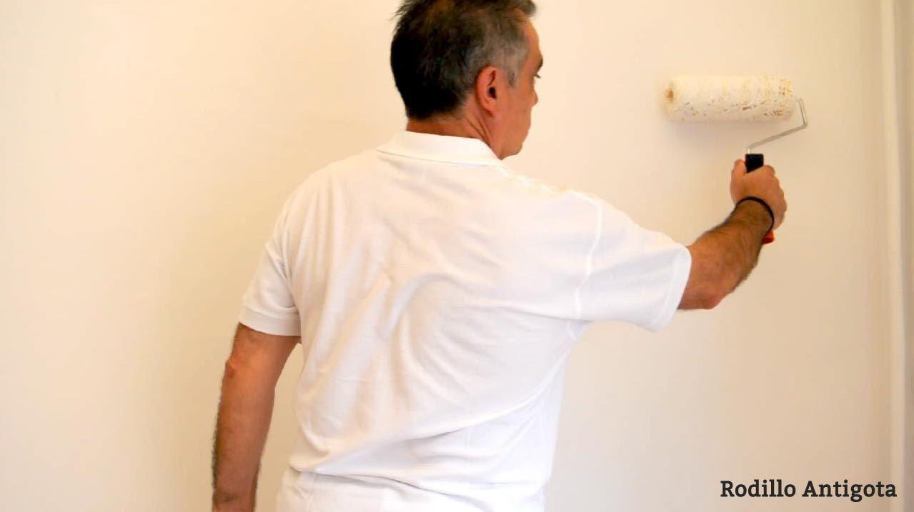 Tipos de rodillos para lograr buenos resultados al pintar tu casa