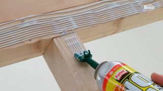 Tabique de madera