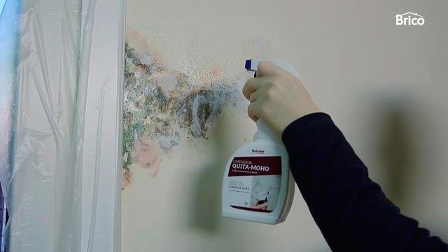 Eliminar humedad por condensación