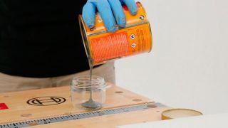 Cómo conservar restos de pintura