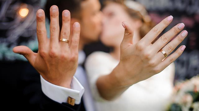 alianzas boda - detalles