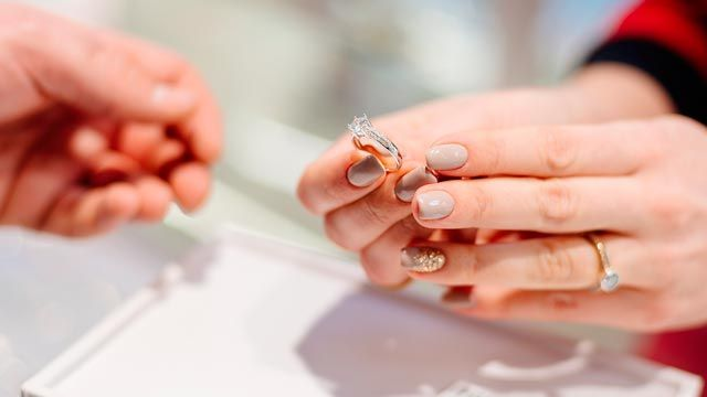 alianzas boda - material
