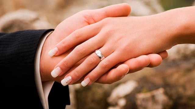 alianzas boda - talla