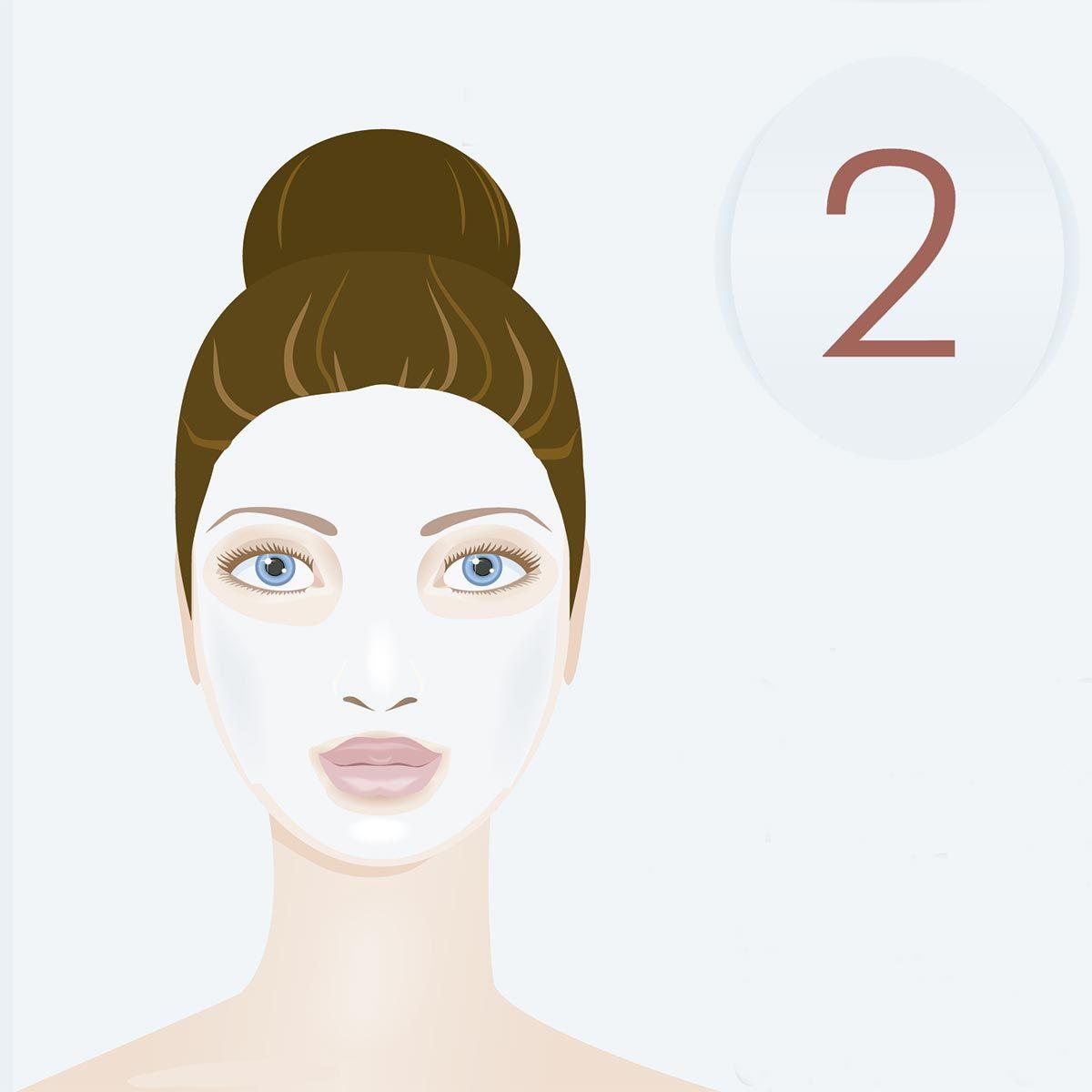 cuidado facial - paso 2