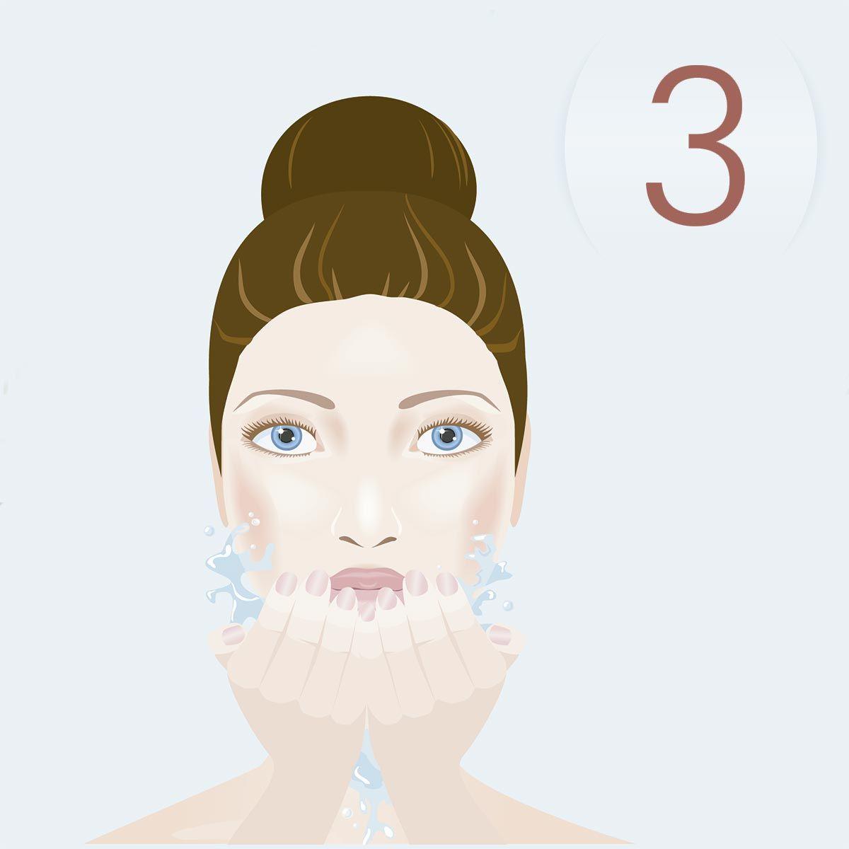 cuidado facial - paso 3