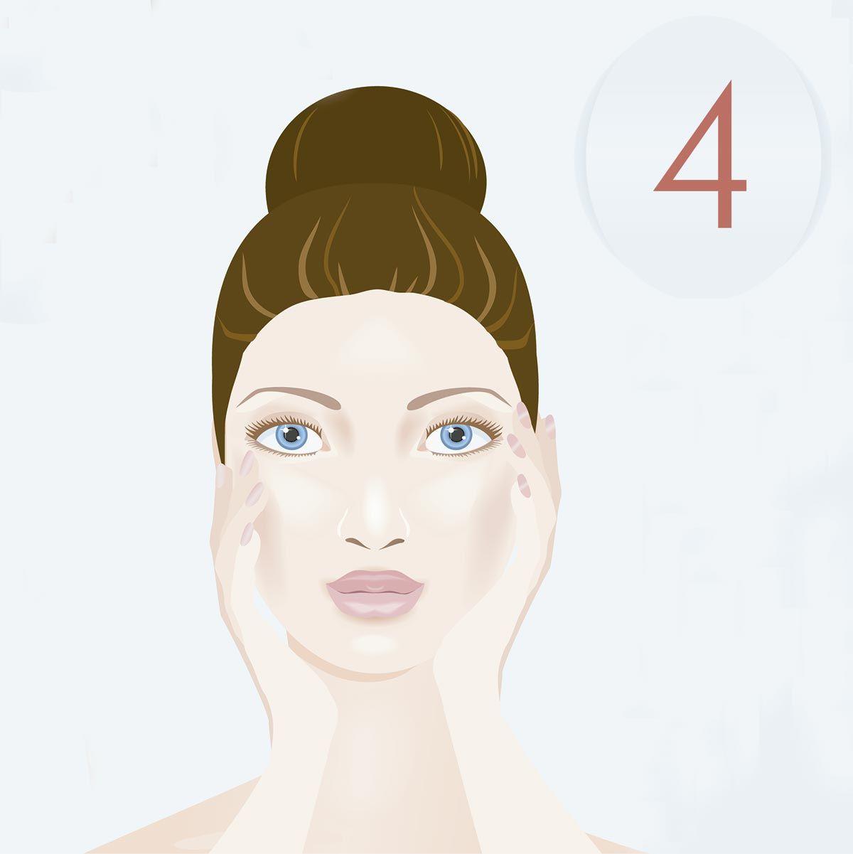 cuidado facial - paso 4