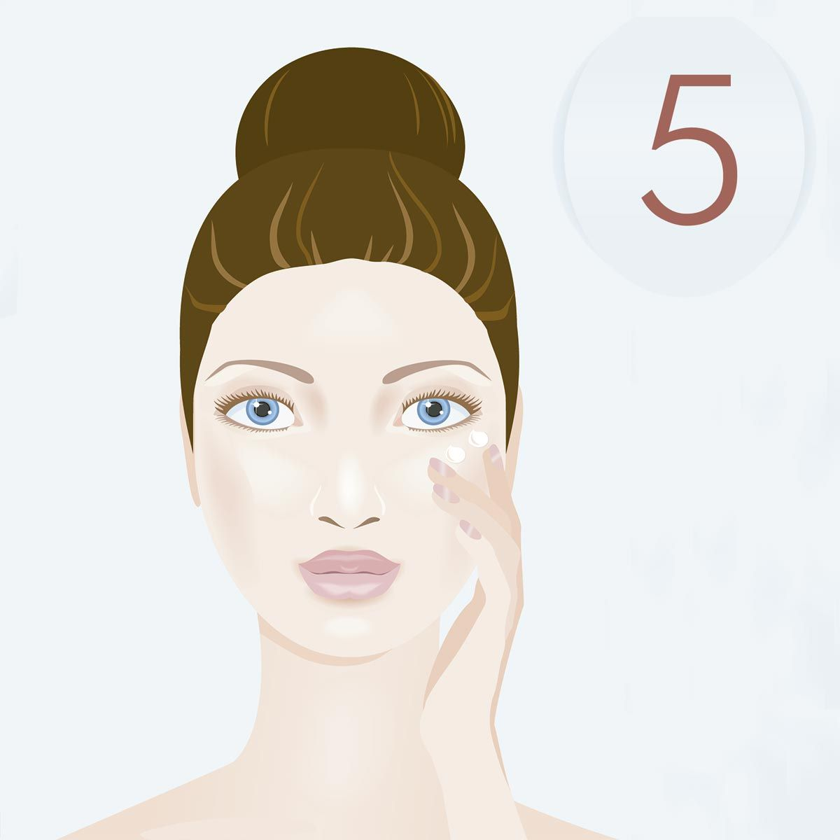 cuidado facial - paso 5