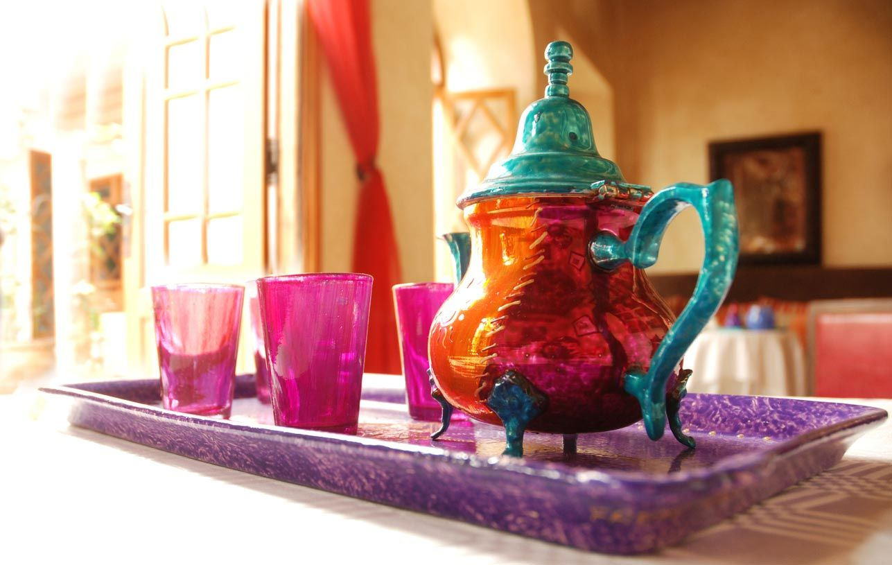 Estilo árabe en decoración