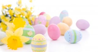 Ideas para la decoraci�n de Pascua