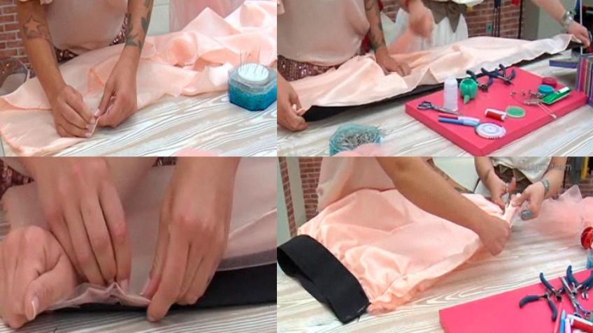 Como hacer vestido de novia paso a paso