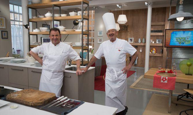 El programa de karlos argui ano recibe a la alta cocina for Tecnicas de alta cocina
