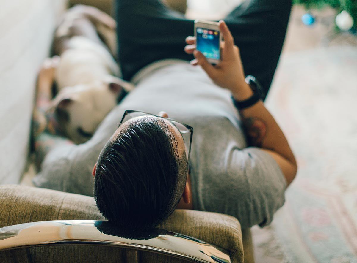 reducir estrés perros