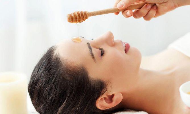 Image result for mascarilla de miel