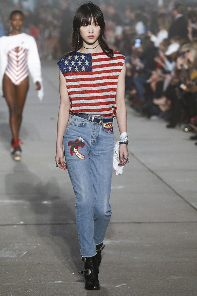 moda vaquera - pantalones
