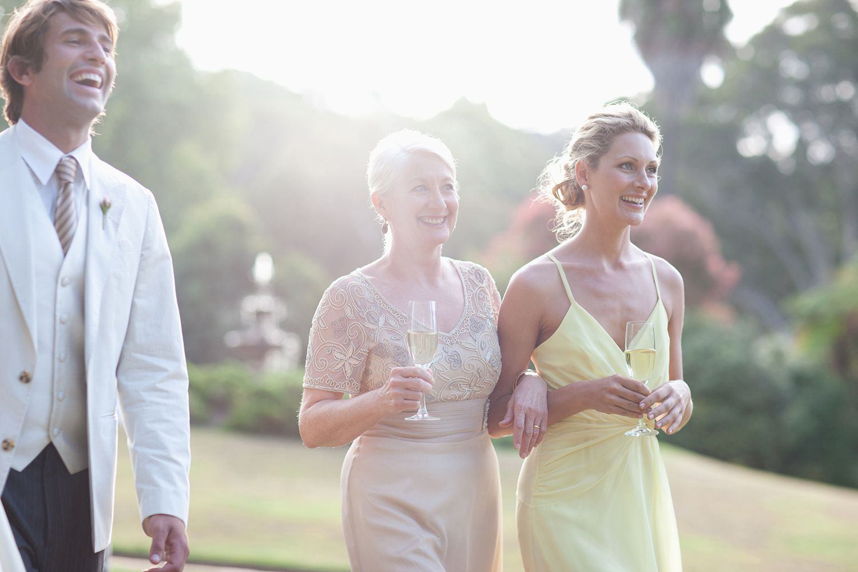Look mujer madura para una boda