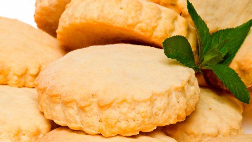 receta facil de galletas caseras