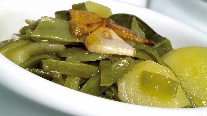 Cocinar Judias Verdes Congeladas | Receta De Judias Verdes Con Patatas Karlos Arguinano