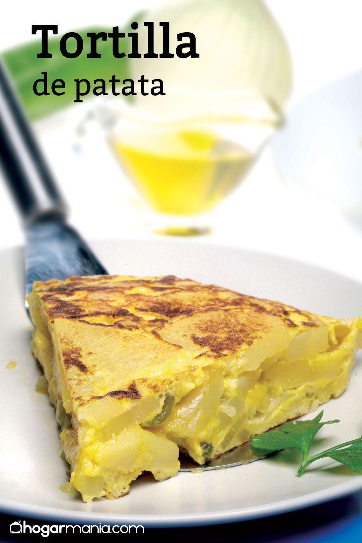 Image Result For Receta Patatas Huevos