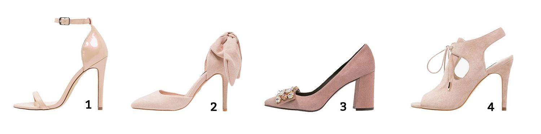 consejos para elegir zapatos de fiesta para bodas - hogarmania