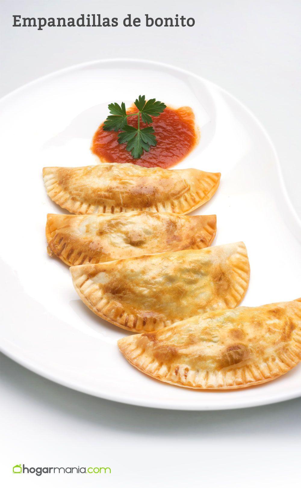 Empanadillas de bonito