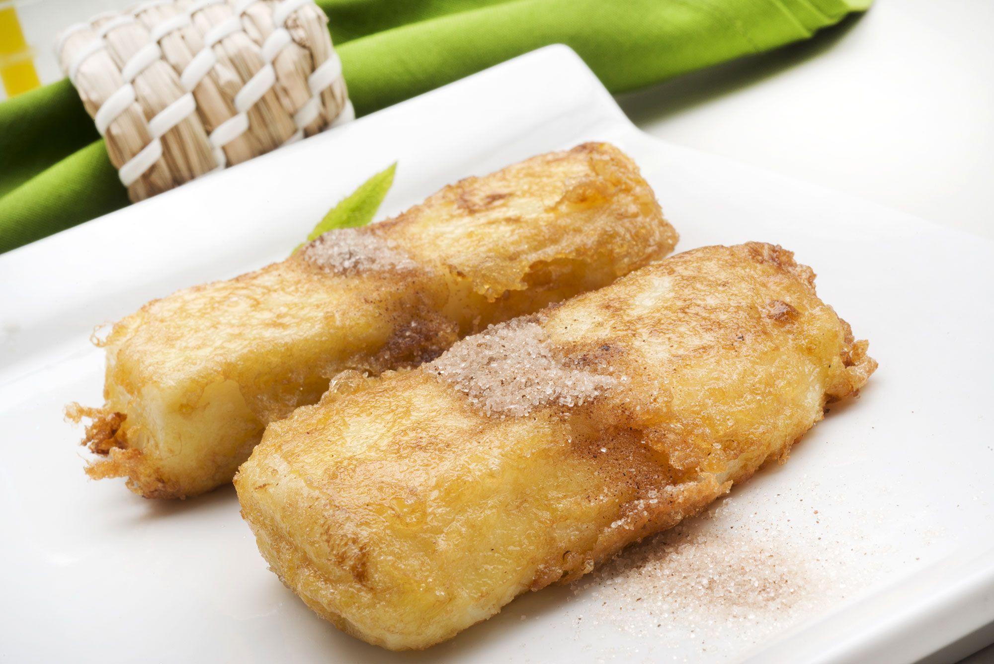 Dulces típicos de Carnaval, ¡las mejores recetas! - Leche frita de Eva Arguiñano