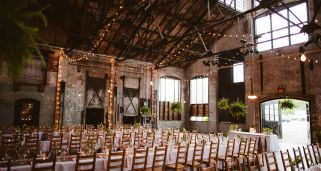 C�mo decorar una boda industrial