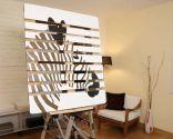 Hacer un mural decorativo con un palé