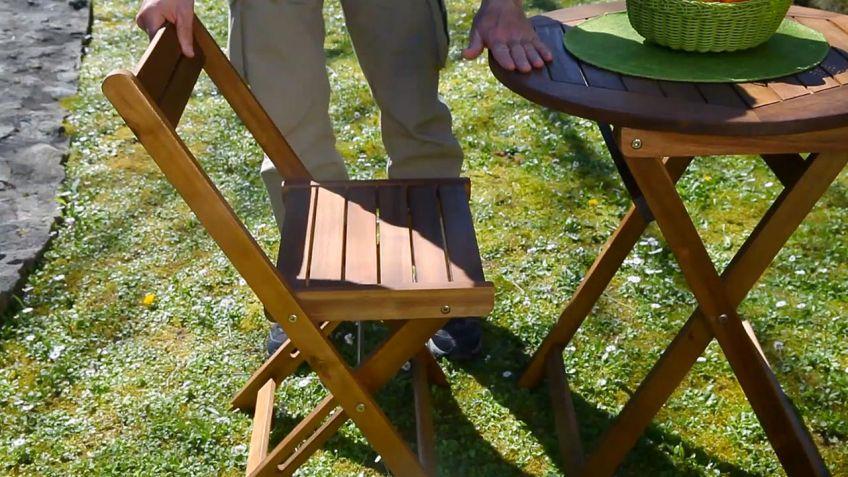 Proteger muebles de madera con aceite de teca - Bricomanía