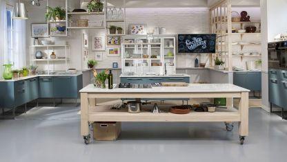 Las recetas de cocina abierta del 24 al 28 de abril de for Programa muebles cocina