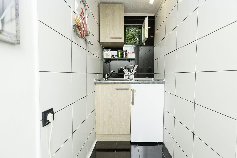 Grandes ideas para espacios peque os hogarmania for Cocinas en espacios reducidos