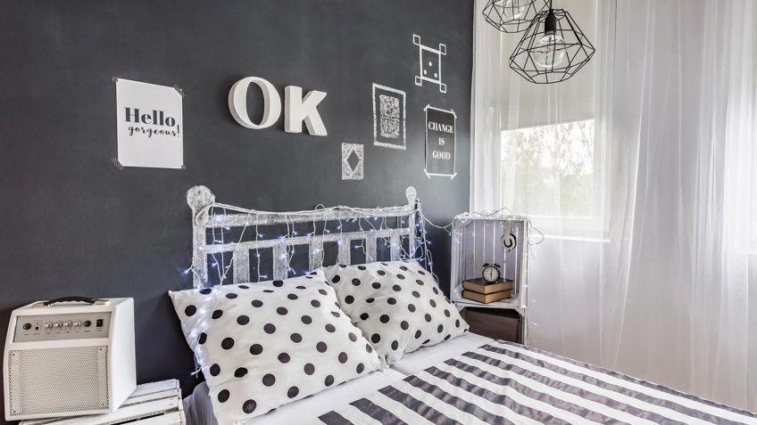 Cómo decorar una habitación de adolescente - Hogarmania