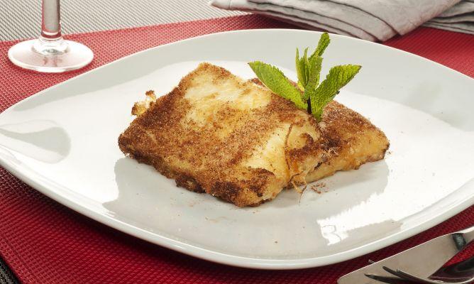 Receta de Leche frita de Semana Santa - Bruno Oteiza