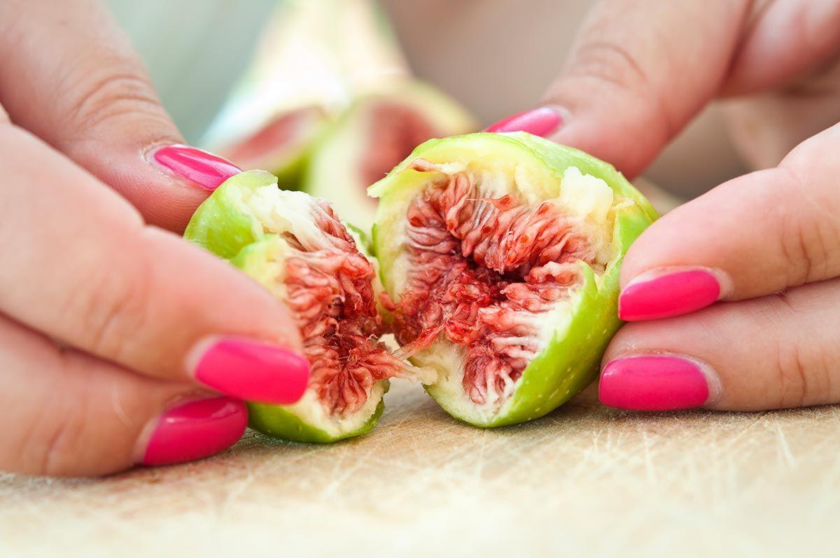frutas belleza higo